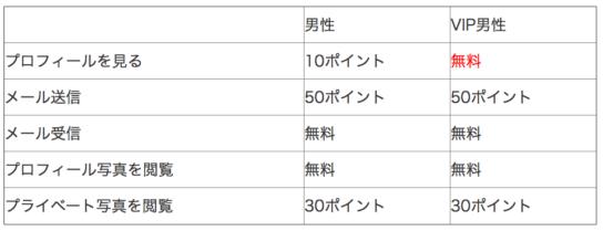 YYC(ワイワイシー)の使い方〜男性の利用料は?〜